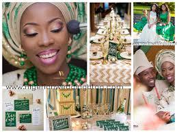 colour themes for nigerian wedding wedding color schemes archives nigerian wedding