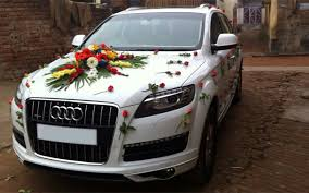 audi q7 hire luxury wedding cars hire punjab chandigarh india audi q7 for hire