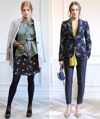 banana republic fall 2016 collection channels french chic