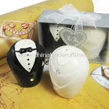 wedding salt and pepper shakers promotional salt and pepper shaker wedding favors wedding