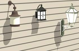 porch light fixtures exterior how to hang porch light fixtures