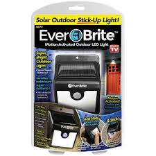 stick up led lights motion activated outdoor led light ever brite wireless lights