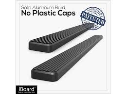 jeep patriot nerf bars matte black 4 iboard running boards fit 07 15 jeep patriot nerf