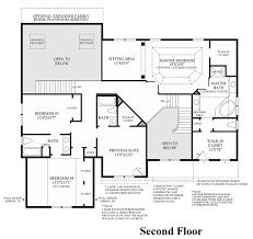 2nd Floor Plan Design Lenah Mill The Executives The Duke Home Design