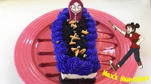 Halloween Coffin Cake by Disneyland Sally Cookies U0026 Cream Mousse Coffin Cake Maxsmunchies