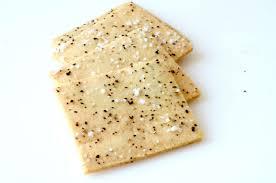 paleo salt and pepper crackers recipe elana u0027s pantry