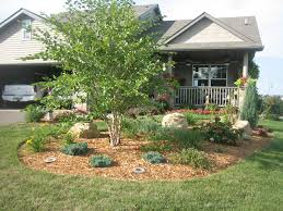Front Yard Tree Landscaping Ideas Pictures Front Yard Island Landscaping Ideas Home Decorationing