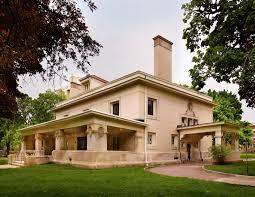 prairie style home pleasant home oak park il a landmark prairie style home