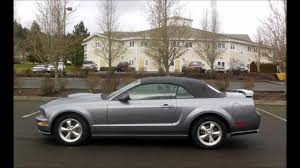 2007 ford mustang gt convertible 2007 ford mustang gt convertible