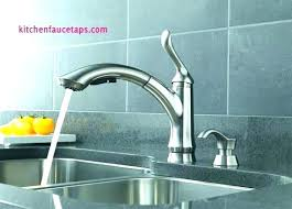 how to install a kitchen sink sprayer sink sprayer replacement head replacing kitchen hose faucet spray