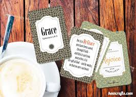 biblical gifts howcrafts bible verses mini cards howcrafts