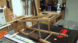 how to cut metal bar stool legs youtube