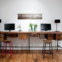 Metal Computer Desk Furniture Long L Shaped Metal Computer Desk With Black Glass Top