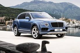 blue bentley 2016 picture bentley 2016 bentayga diesel worldwide light blue automobile