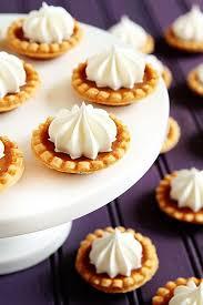 easy mini pumpkin tart best cheap thanksgiving