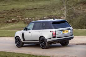Test Drive Five Minutes With A Range Rover Autobiography