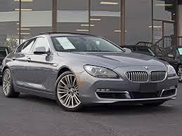 650 bmw used 2013 used bmw 6 series 650i xdrive gran at luxury cars