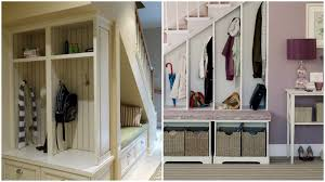 Creative Wardrobe Ideas by Diy Wardrobe Under Stairs Ideas Decor For Amall House Blogdelibros