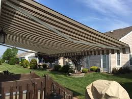 How Much Is A Sunsetter Awning Retractable Awning Prices Shade One Awnings