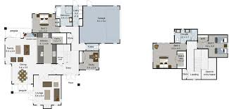 4 Bedroom Two Storey House Plans 2 Story House Floor Plans Nz Modern Hd