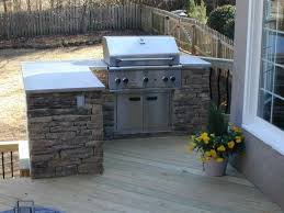 Outdoor Kitchen Cabinet Kits Prefab Outdoor Kitchen Grill Islands Cambridge Paver Stone