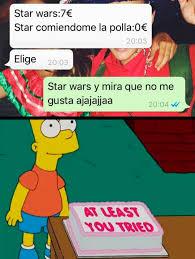 At Least You Tried Meme - top memes de at least you tried en español memedroid