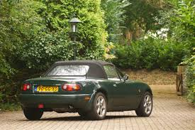 british racing green 1996 mazda mx 5 na british racing green