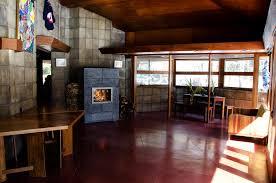 tulikivi soapstone heater in frank lloyd wright home kalamazoo