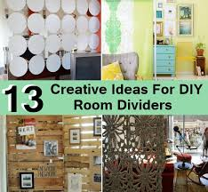 Diy Curtain Room Divider by 13 Creative Ideas For Diy Room Dividers Diycozyworld Home