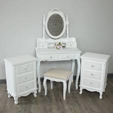 Toulouse White Bedroom Furniture 5 Bedroom Furniture Set Lila Range Melody Maison