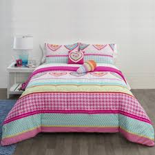 Jcpenney Comforters And Bedding Jcpenney Home Hearts And Stripes Comforter Set Jcpenney
