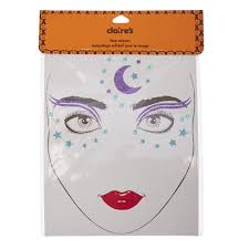 mystic witch face stickers claire u0027s us