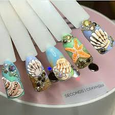 803 best 3d nail art images on pinterest 3d nails art summer