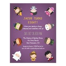Halloween Costume Party Invitations 388 Dress Birthday Party Invitations Images