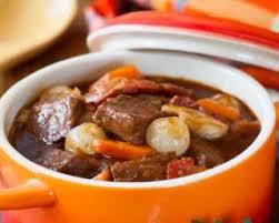 cuisiner le boeuf bourguignon recette de boeuf bourguignon traditionnel