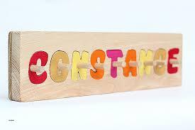 prenom en bois pour chambre prenom en bois pour chambre inspirational puzzle prénom mod le