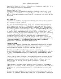entry level resume exles and writing tips project manager resume exles 2017 best of entry level project