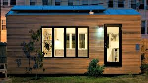 tiny house ultra compact pull out hidden bed micro home design