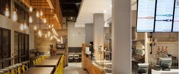 Fast Casual Restaurant Interior Design Fast Casual Restaurant Modern Market Coming To Bethesda Row