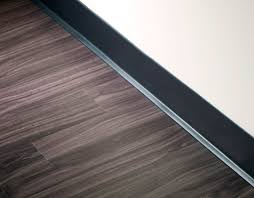rubber flooring commercial smooth wood look wallflower