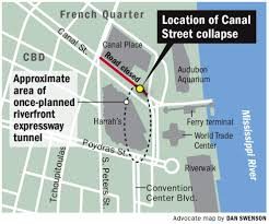 Map Of The French Quarter In New Orleans by This Is Nothing Short Of Incredible U0027 Massive Hole Appears On