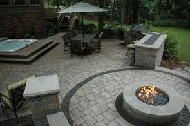outdoor fire pits u0026 fireplaces by foegly landscape
