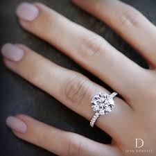 rings engagement 84 best brilliant cut diamond engagement rings images on