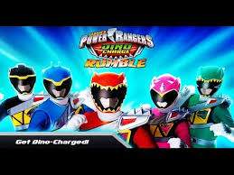 power rangers dino supercharge free android games