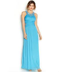 b darlin juniors u0027 halter cut out prom gown juniors prom dresses