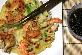 cara membuat pancake kimchi recipe korean seafood pancake haemul pajeon kitchn