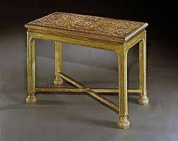 james and james tables a george i gesso side table attributed to james moore english