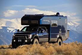 ford earthroamer xv hd ford earth roamer xv lts camper hiconsumption vehicles