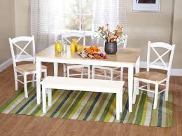 august grove prudhomme 6 piece dining set u0026 reviews wayfair