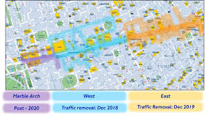 London Bus Map Tfl Is Pedestrianising Oxford Street But What U0027s It Doing With All